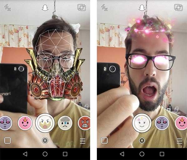 snapchat contestar historias