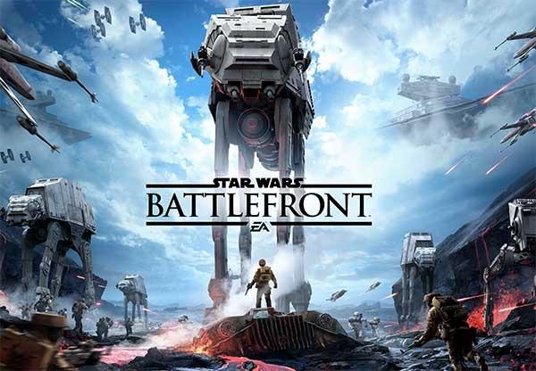 Star Wars Battlefront, una app para expandir la experiencia de juego