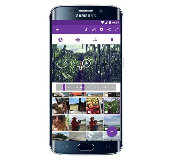 Cómo editar vídeos desde el móvil