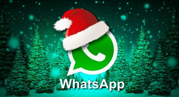WhatsApp fin de año
