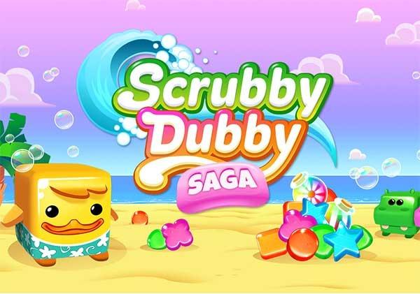 Scrubby Dubby Saga, el nuevo juego de los creadores de Candy Crush Saga