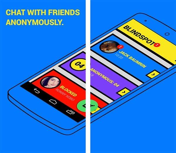 enviar mensajes anonimos por celular