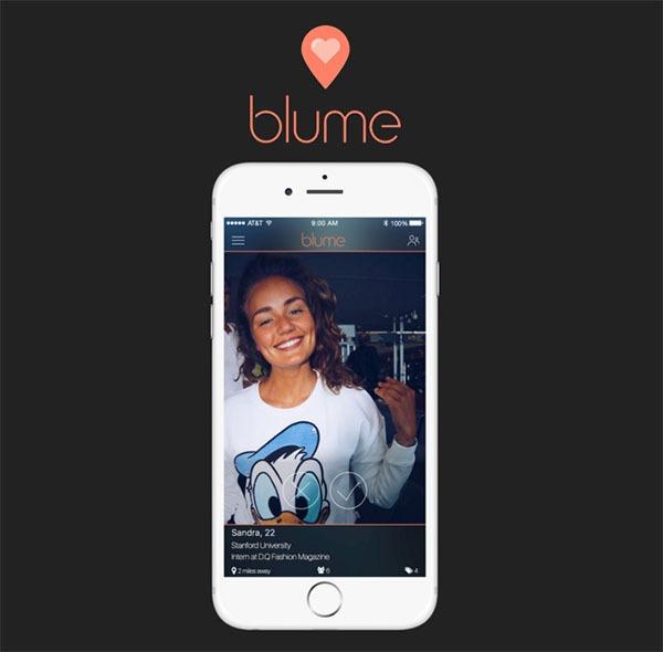 Blume, la app para ligar que evita los engaños