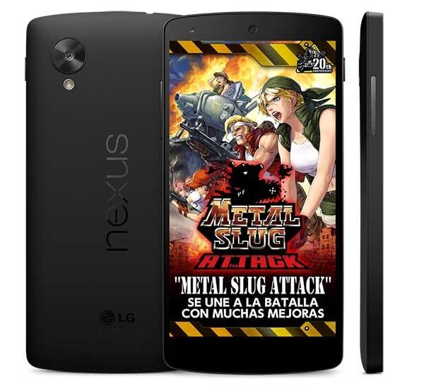 Metal Slug Attack, el juego de recreativas vuelve a los móviles