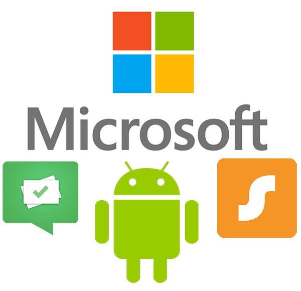 Éstas son las nuevas apps de trabajo de Microsoft para Android