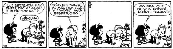 Padre-Comic