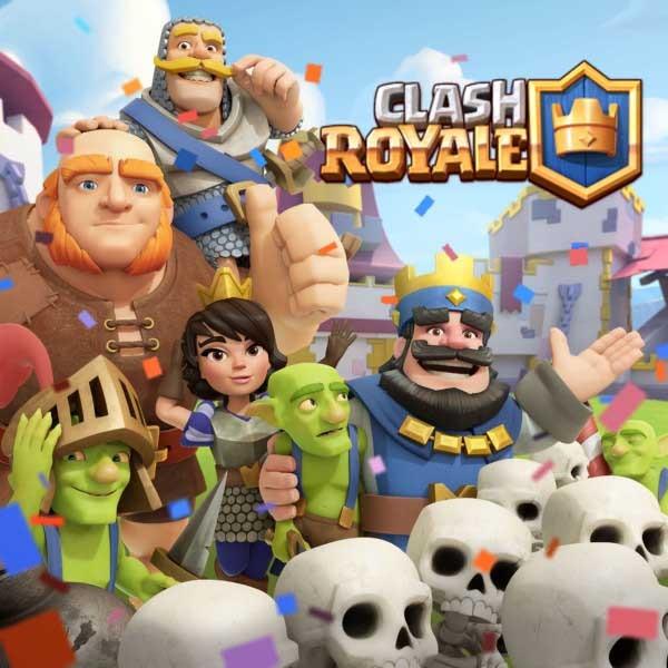 estilo moderno talla 40 tienda oficial Clash Royale, el nuevo juego de los creadores de Clash of Clans