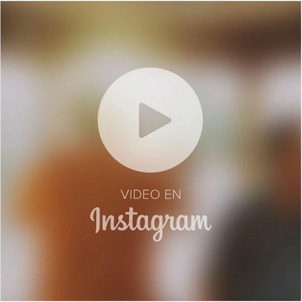 Instagram ya permite grabar y publicar vídeos de un minuto