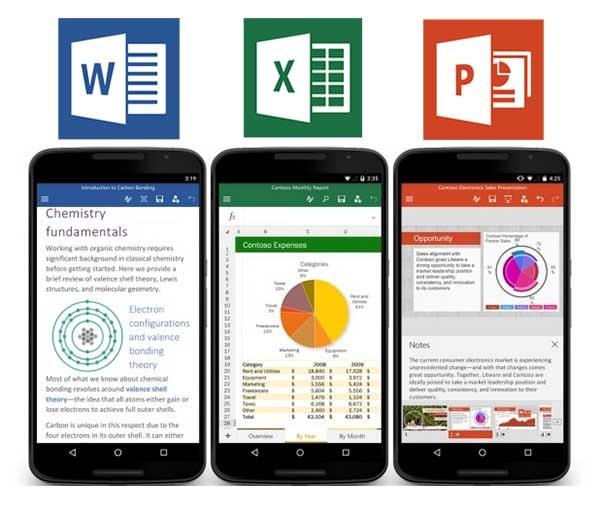 Microsoft incluye el autoguardado en sus apps de Office