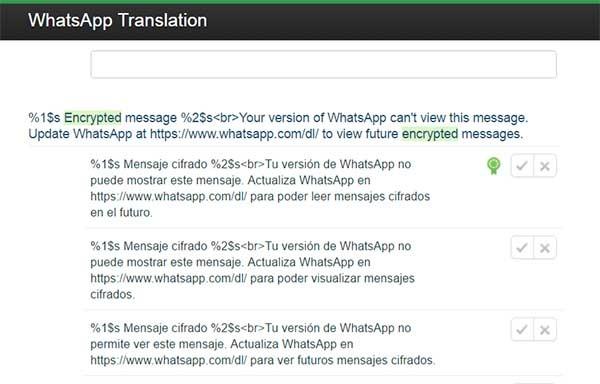 whatsapp actualización forzosa