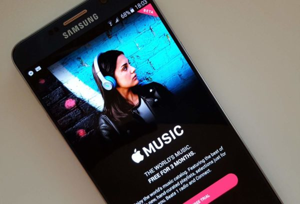 Apple Music ya permite ver ví­deos musicales en Android