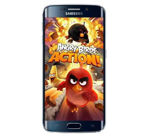 Angry Birds Action, el nuevo juego de estos famosos y furiosos pájaros