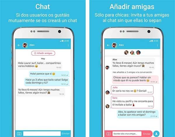 perfiles aplicación de citas sexo cerca de Granada