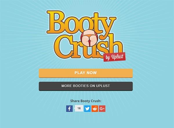 Booty Crush, el Candy Crush que cambia las gominolas por traseros