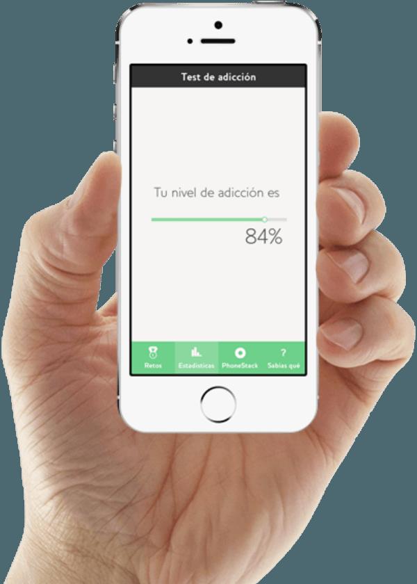 Faceup, la app para desengancharte del móvil que crea adicción