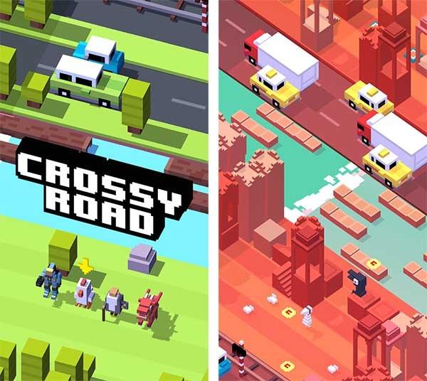 crossy road multijugador