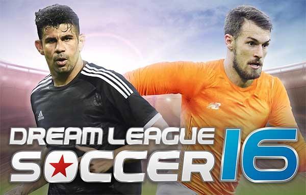Dream League Soccer 2016, crea tu equipo de fútbol y juega en el móvil