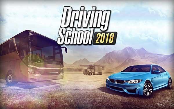 Cómo aprender a conducir desde tu móvil con Driving School 2016