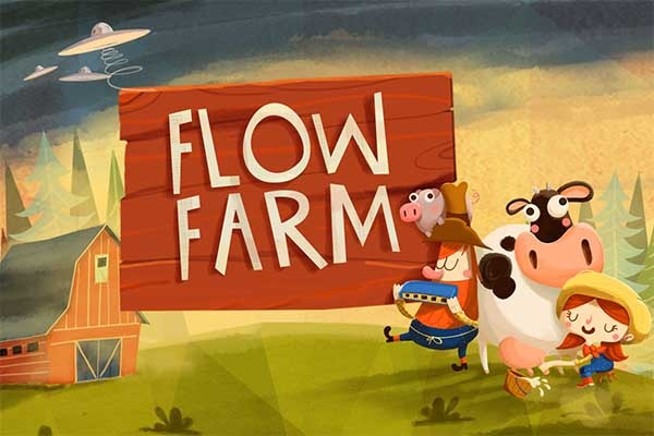 Flow Farm, un divertido juego de lógica y animales