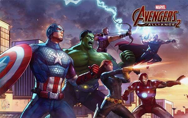 Marvel: Avengers Alliance 2, reúne a los Vengadores en este juego de lucha