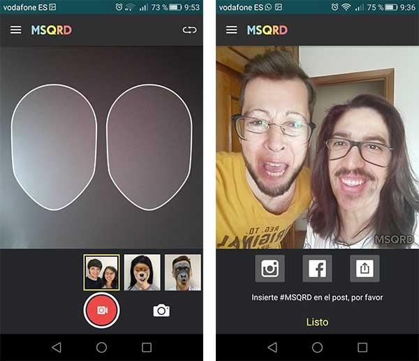 Aplicacion Cambiar Caras Iphone Gratis