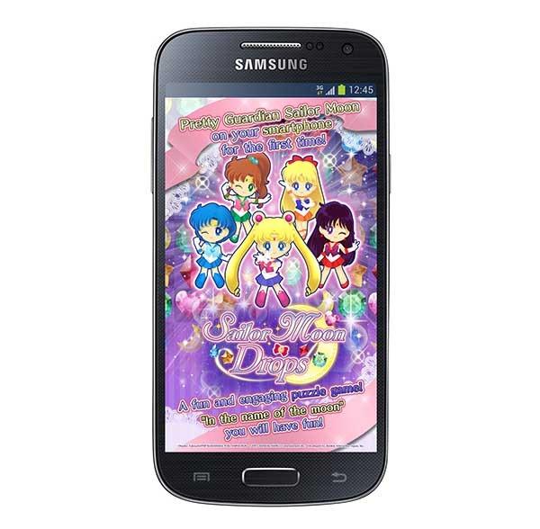 SailorMoon Drops, el juego al estilo Candy Crush de la famosa serie de anime