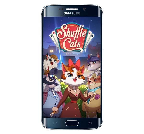 Shuffle Cats, los creadores de Candy Crush apuestan por los juegos de cartas