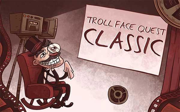 Troll Face Quest Classic, el juego hecho de memes que te intenta trolear
