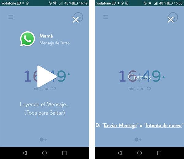 whatsapp leer mensajes conduciendo