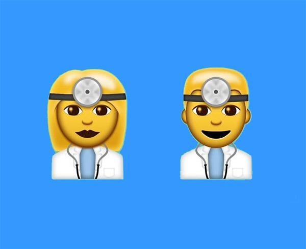Google quiere que existan emoticonos Emoji de mujeres profesionales