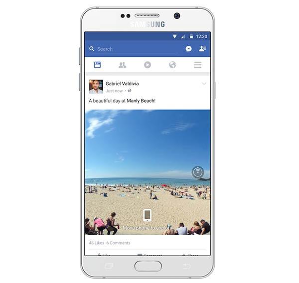 facebook fotos 360