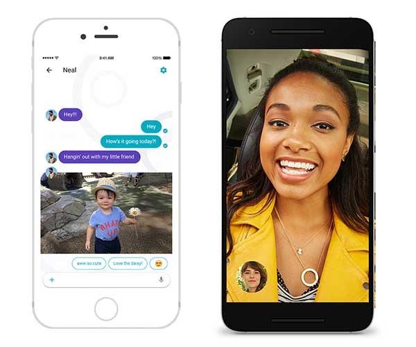 Allo y Duo, las nuevas aplicaciones de mensajes y videollamadas de Google