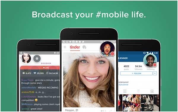 Kamcord, comparte en directo todo lo que ocurre en la pantalla de tu móvil