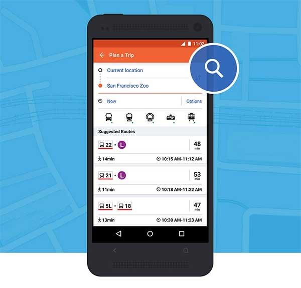 Moovit, la app de transporte público ahora permite pedir un Uber