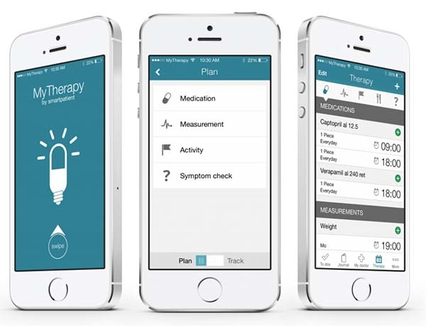 MyTherapy, no olvides tomarte tus pastillas gracias a esta app