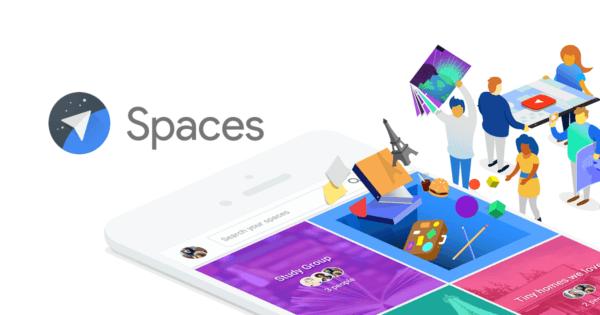 Así es Spaces, la nueva app social de Google