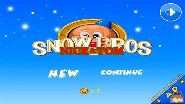 Snow Bros, el clásico juego de recreativas vuelve a los móviles