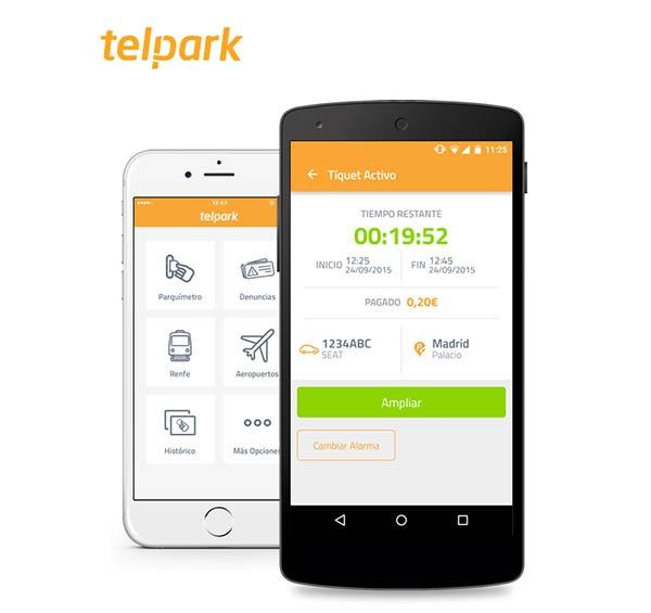 Cómo pagar automáticamente el parking con Telpark