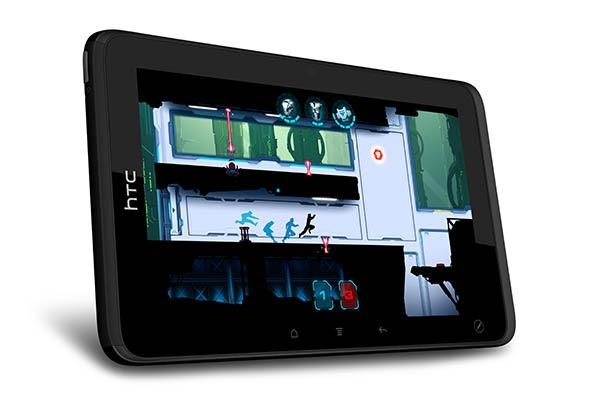 Vector 2, el apasionante juego de plataformas vuelve a los móviles
