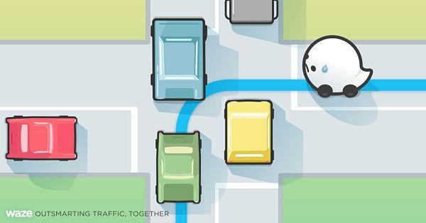 Waze incluirá una función para evitar cruces peligrosos