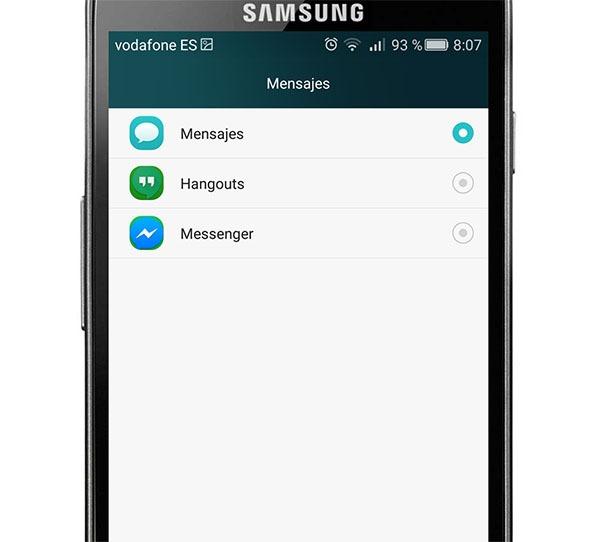 facebook messenger sms oficial