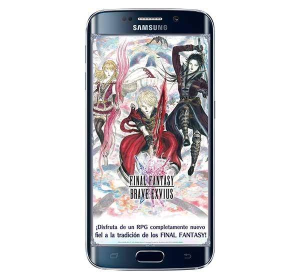 Final Fantasy Brave Exvius, nuevo juego de Final Fantasy gratis para móviles