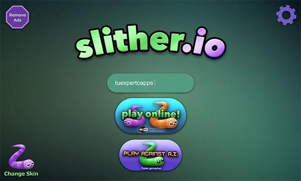 Así funciona el modo de juego sin Internet de Slither.io