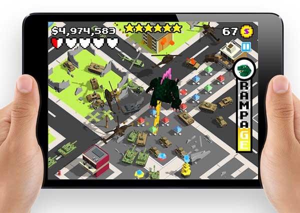 Smashy City, conviértete en King Kong y descarga tu furia contra la ciudad