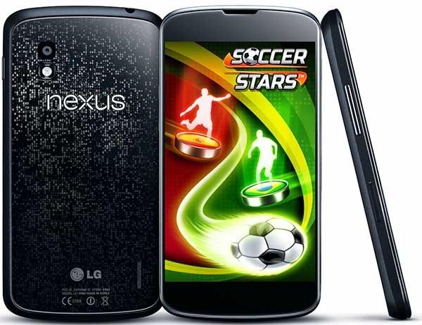 Soccer Stars, juega al fútbol chapas con tu móvil