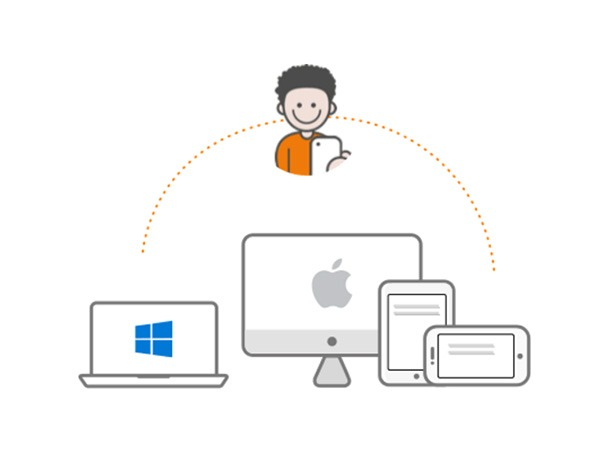 Cómo compartir archivos pesados entre el ordenador y el móvil