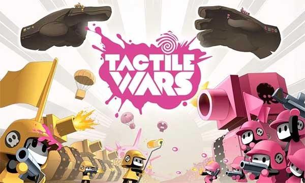 Tactile Wars, cinco consejos para llevar tus tropas a la victoria