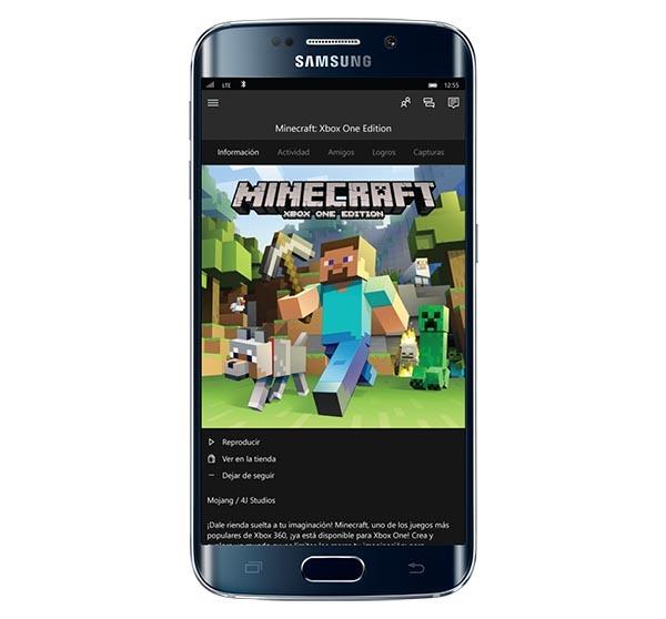 Así es la nueva aplicación Xbox para Android y iPhone