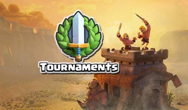 Así serán los nuevos torneos locales de Clash Royale