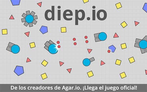 Diep.io, el nuevo juego multijugador del creador de Agar.io